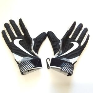 D Tack 5.0 Lineman Pro NFL Gloves 3XL Black NWOT